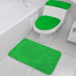 Set de Baño3 Piezas Verde